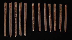 Enigmatic ivories from Amara West