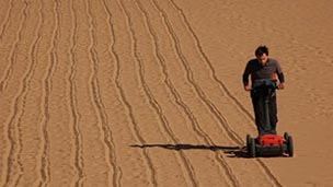 Ground-penetrating radar at Amara West