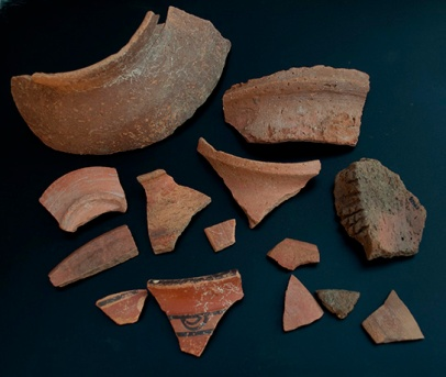 Napatan.pottery from 2-S-37