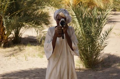 Villager from Ernetta asked to film his perception of the local environment