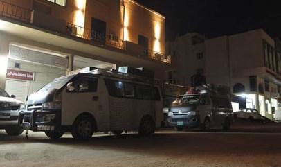 Leaving Khartoum