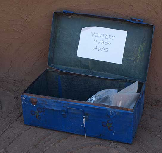 Blue box inbox